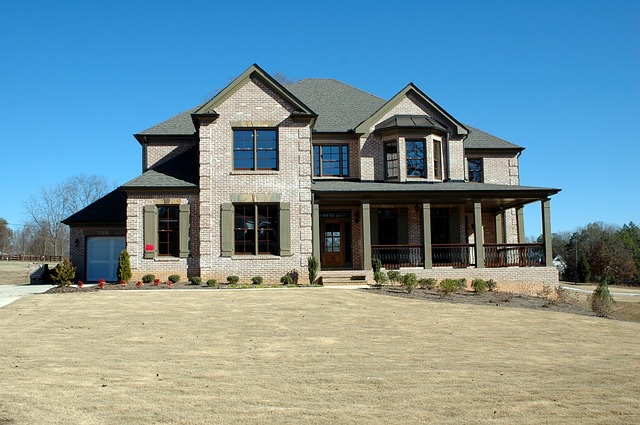 luxusní dům nový