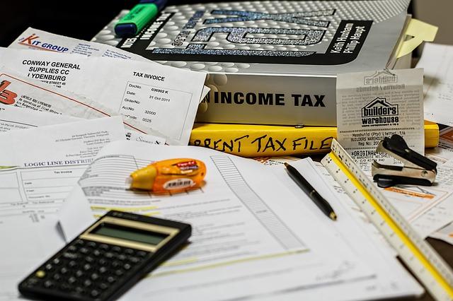 knihy o daních