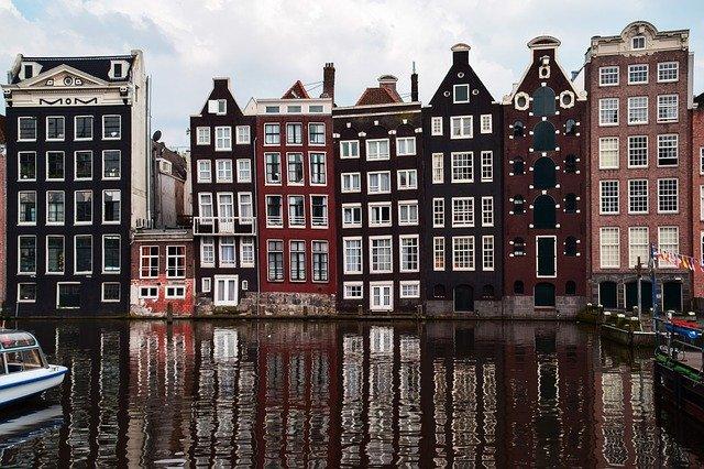 domy amsterdamu