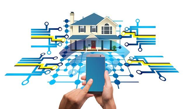 technologie domu