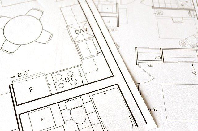 plány domu